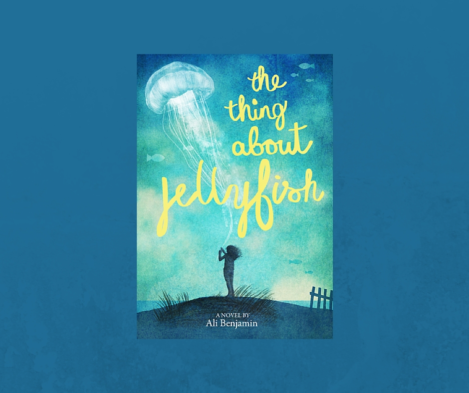 Children s fiction the thing about jellyfish librarian for Children s fish book